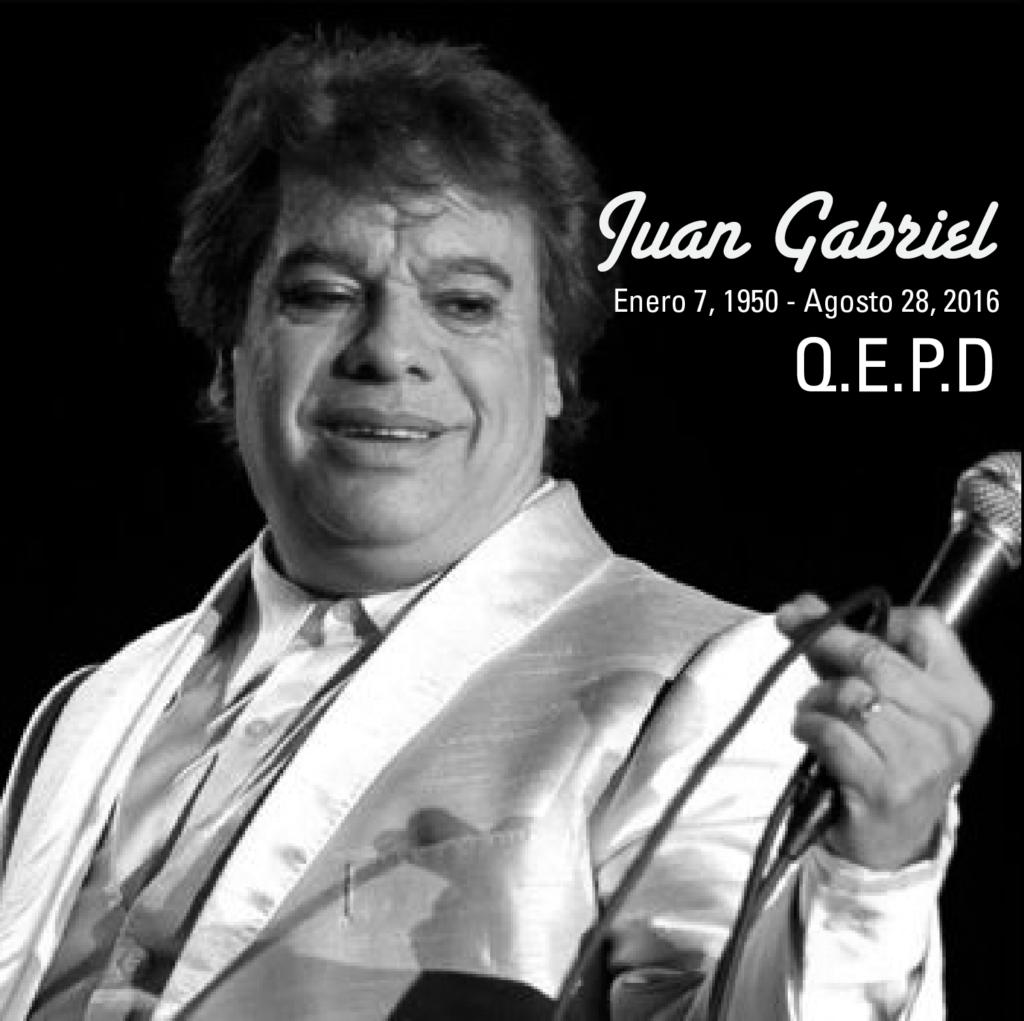 Juan Gabriel QEPD